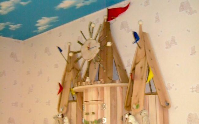ホスピタルアート 東大阪市総合病院 小児科処置室