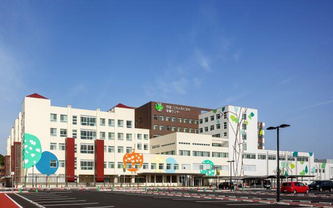 ホスピタルアート 四国こどもとおとなの医療センター「MAMA ENE HOSPITAL」