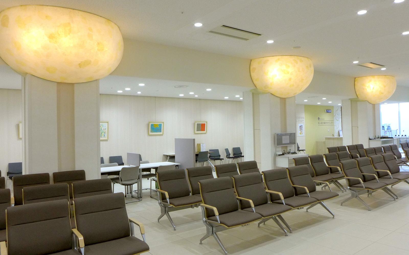 ホスピタルアート 四国こどもとおとなの医療センター