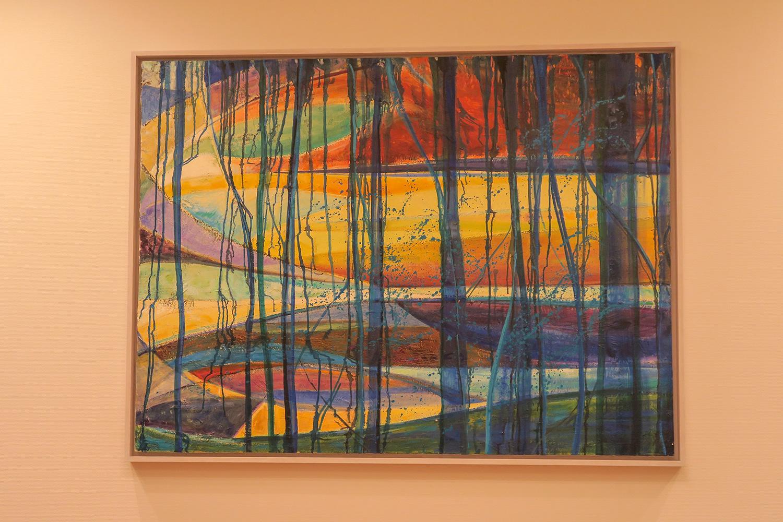 ホスピタルアート くすのき診療所 「北の森」