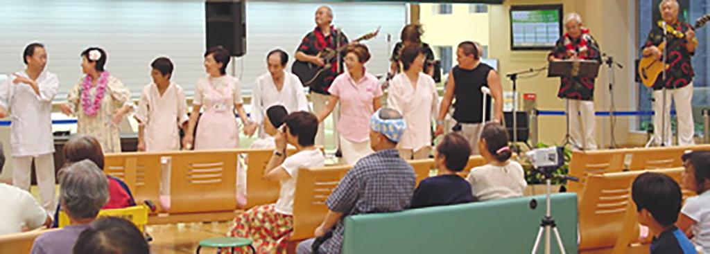 ホスピタルアート 関西労災病院 コンサート
