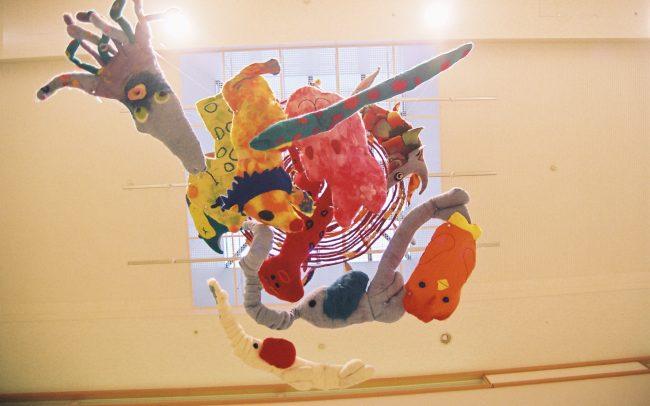 ホスピタルアート 神戸労災病院